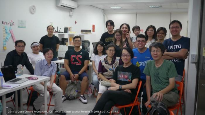 從研究導向到社群參與-CC Taiwan 正式開啟新頁!